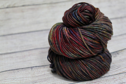 Prism Posh Worsted Hand Dyed Yarn