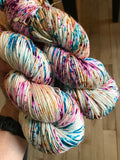 Frozen Vapour Fingering Weight Yarn