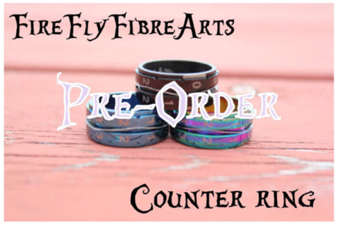 Knitting Counter Ring Pre-Order!