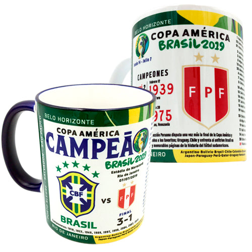 Copa America Brasil 2019 Collectibles