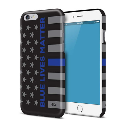 BLUE LIVES MATTER Phone Case 1 | Gio Gifts