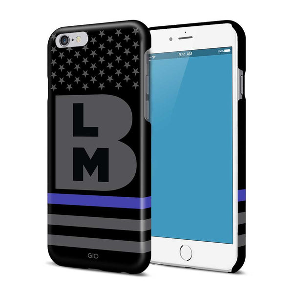 BLUE LIVES MATTER Phone Case 2 | Gio Gifts