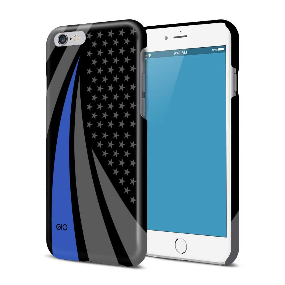 BLUE LIVES MATTER Phone Case 3 | Gio Gifts