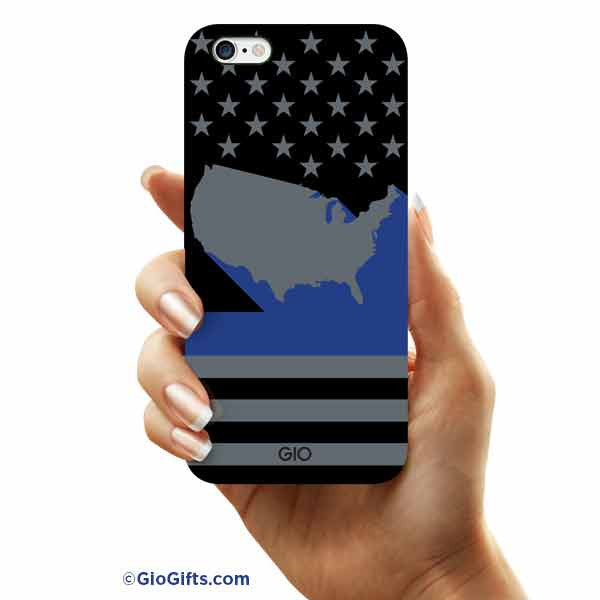 BLUE LIVES MATTER Phone Case 5 | Gio Gifts