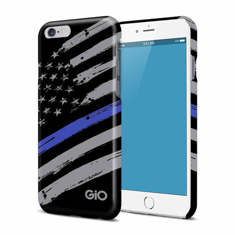 BLUE LIVES MATTER Phone Case 6 | Gio Gifts