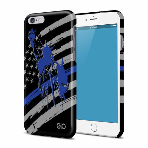 BLUE LIVES MATTER Phone Case 7 | Gio Gifts