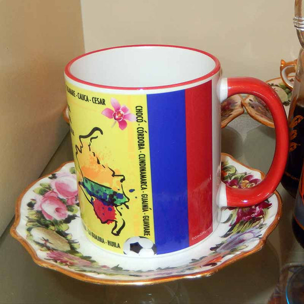 Colombia Official Mug