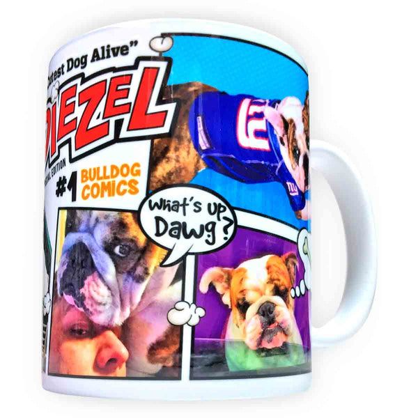 Personalized Dog Coffee Mug | GioGifts.com