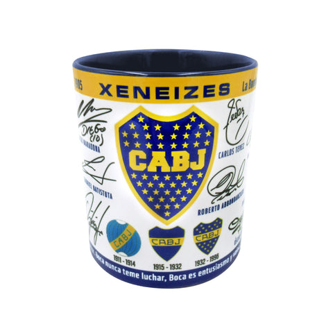 Boca Juniors Xeneizes Argentina Mug Collectible Souvenir Gift - gio-gifts