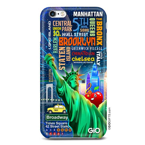 New York City Phone Case | Gio Gifts