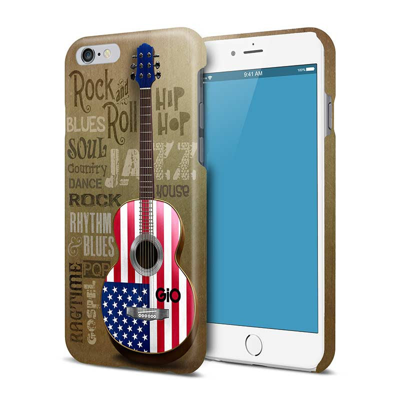 American Music Phone Case | GioGits.com