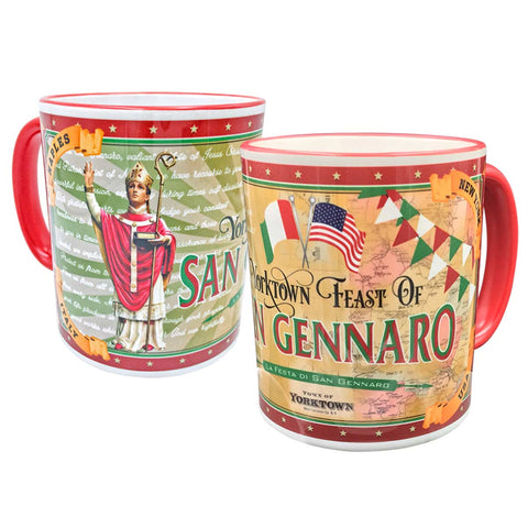 "Yorktown, NY ""Feast of San Gennaro"" - gio-gifts"