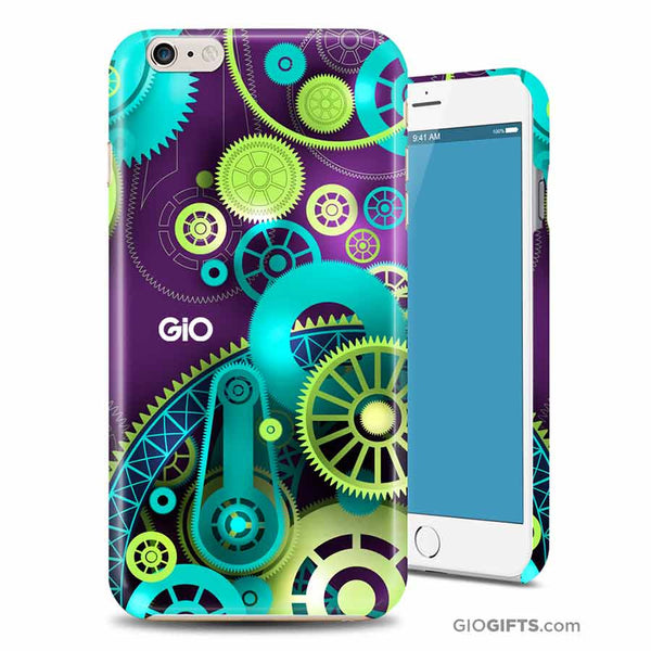 Green Gears Phone Case | GioGifts.com