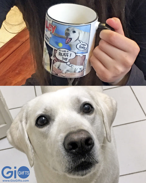 Healey Dog Mug | GioGifts.com