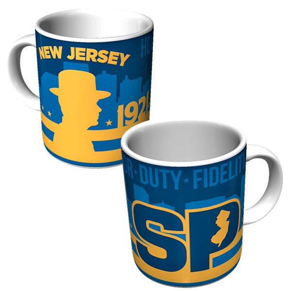 New Jersey State Police Coffee Mug | GioGifts