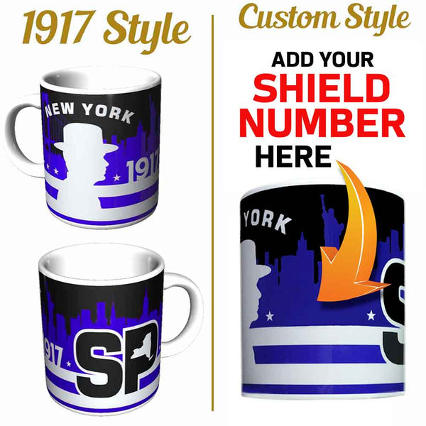 New York State Police Coffee Mug - gio-gifts