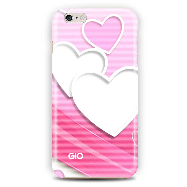 Pink Heart Phone Case | Gio Gifts