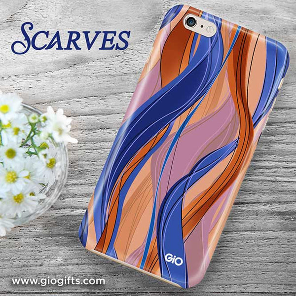 Scarves Phone Case | Gio Gifts