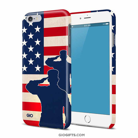 U.S. Armed Forces Phone Case | GioGifts.com
