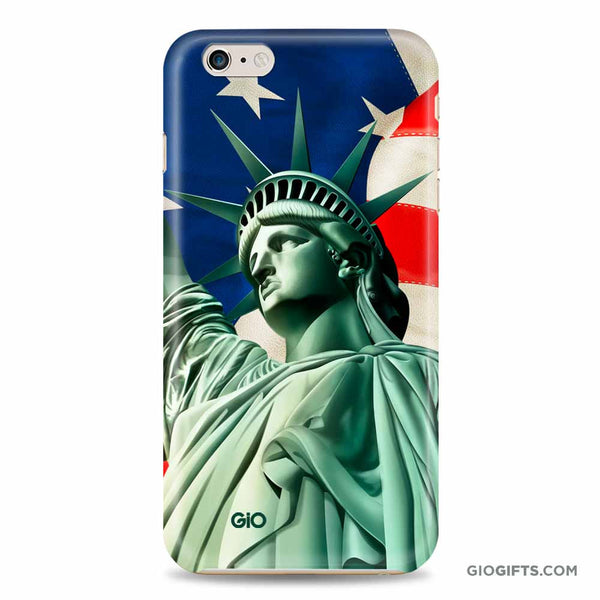Lady Liberty Phone Case | GioGifts.com