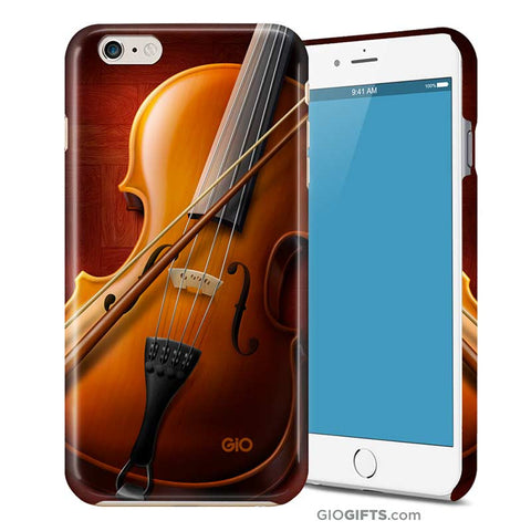 Virtuoso Violin Phone Case | GioGifts.com