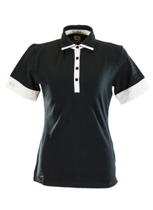 Women's Polo Shirt Claret