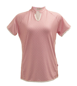 Women's Fashion Polo Shirt