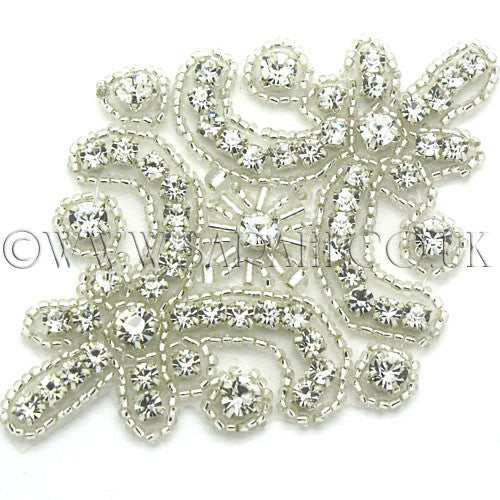 FAUX CRYSTAL APPLIQUE - sarahi.NYC - Sarahi.NYC