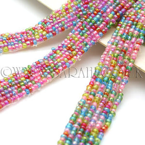MULTI BEADED TRIM - sarahi.NYC - Sarahi.NYC