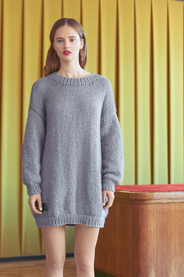 Leggy Sweater Dress (Custom)