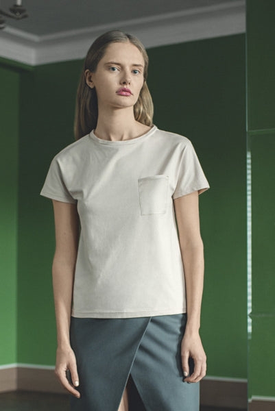 Transparency T-Shirt (Nude)
