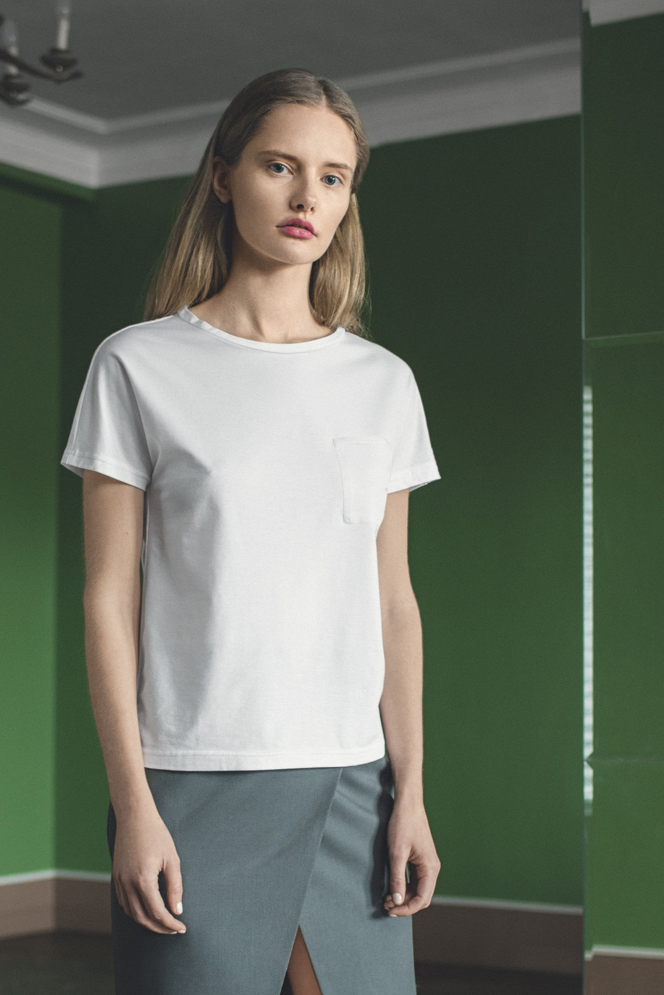Transparency T-Shirt (White)