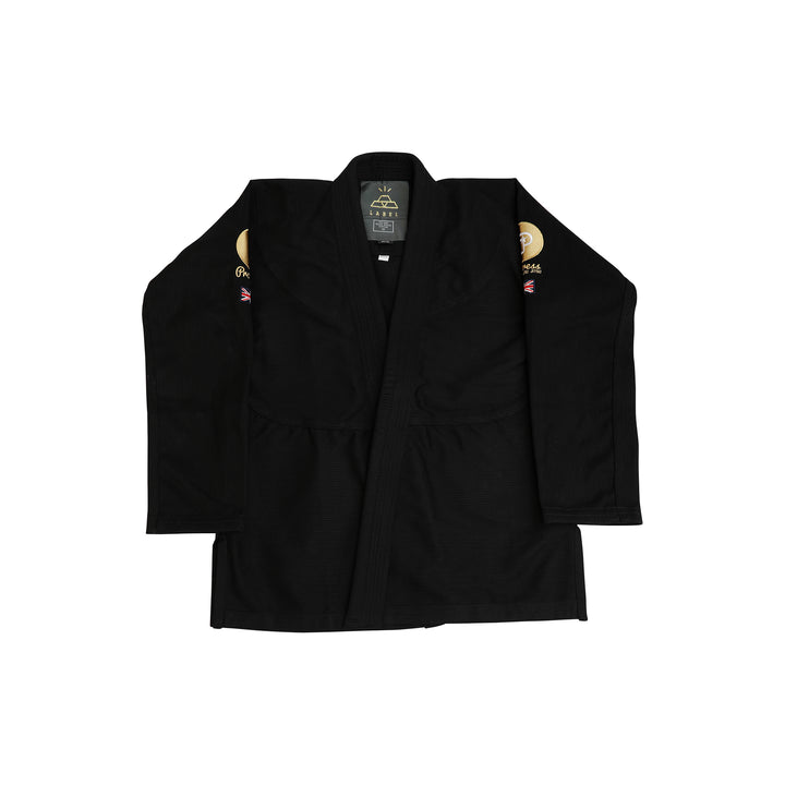 GOLD LABEL LADIES KIMONO - BLACK EDITION