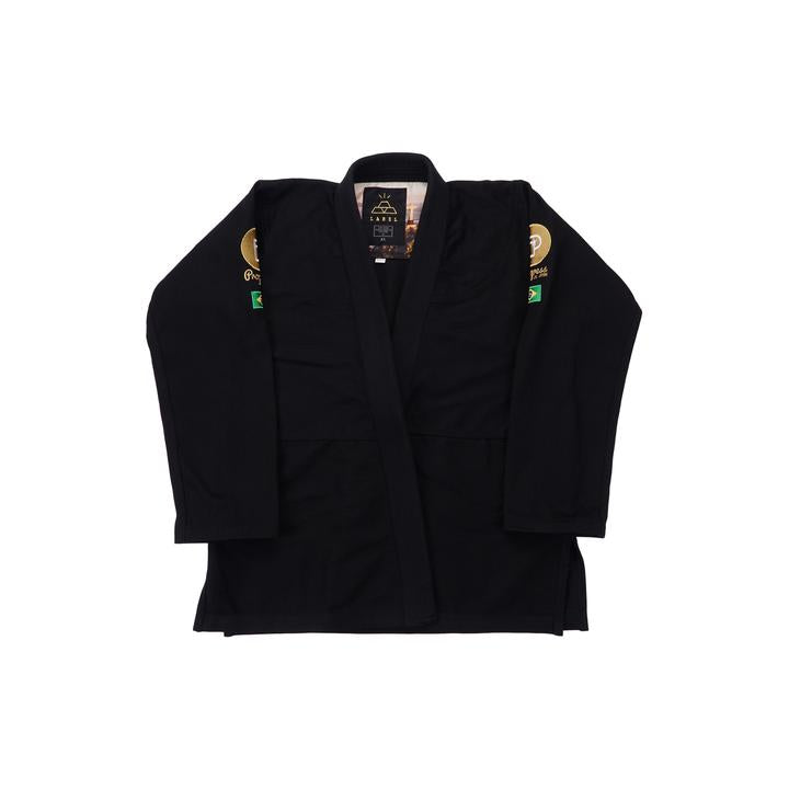 Gold Label Ladies Kimono - Brazil Edition Black