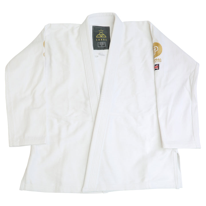 GOLD LABEL LADIES KIMONO - WHITE EDITION