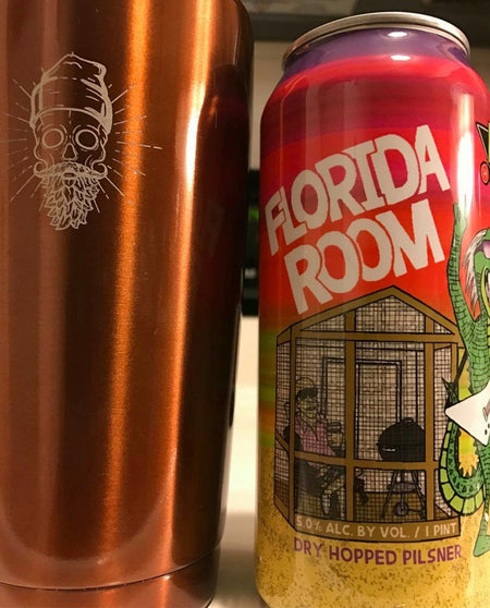 Hoof Hearted Beer, in the Florida Room, with the Craft'r