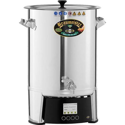 Complete All Grain Brewing Systems