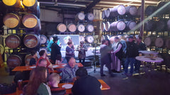 strangeways brewing brewery brewerylife craftbeer party