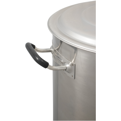 Brewmaster Brewing Kettles 14 Gallon Economy Stainless Brew Kettle