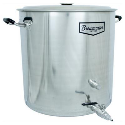 Brewmaster Brewing Kettles Brewmaster - 18.5 Gallon Stainless Brew Kettle