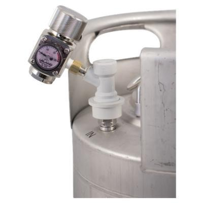 Brewmaster C02 Regulators Mini C02 Regulator Kit