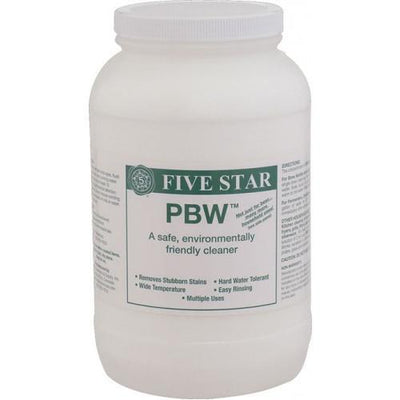 Brewmaster Cleaning & Sanitizing Chemicals Cleaner - PBW (8 lbs)