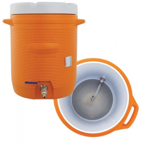 Brewmaster Cooler Systems Cooler Mash Tun - 10 Gallon
