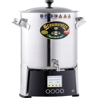 Brewmaster Electric Brewing Systems Braumeister V2 - 10 L