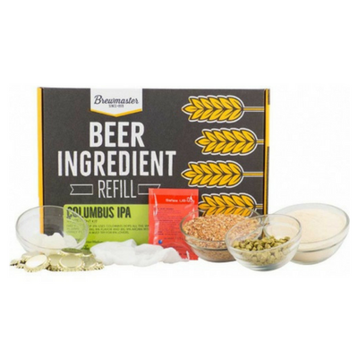 Brewmaster Ingredient Kits - 1 Gal Beer Ingredient Refill Kit (1 Gal) - Columbus IPA