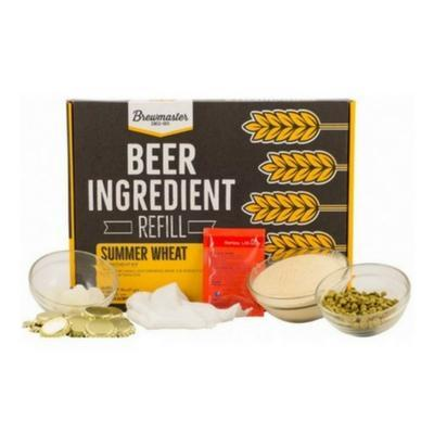 Brewmaster Ingredient Kits - 1 Gal Beer Ingredient Refill Kit (1 Gal) - Summer Wheat