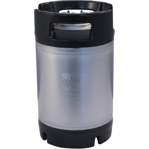 Brewmaster Kegs 2.5 Gallon Cornelius Ball Lock Keg