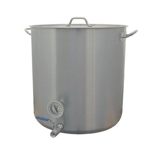 Brewmaster Mash Tuns Stainless Steel Heavy Duty Mash Tun - 26 Gallon
