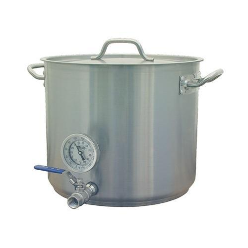 Brewmaster Mash Tuns Stainless Steel Heavy Duty Mash Tun - 8 Gallon