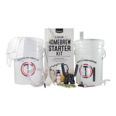 Brewmaster Starter Kits Homebrewing Starter Kit - 5 Gallon